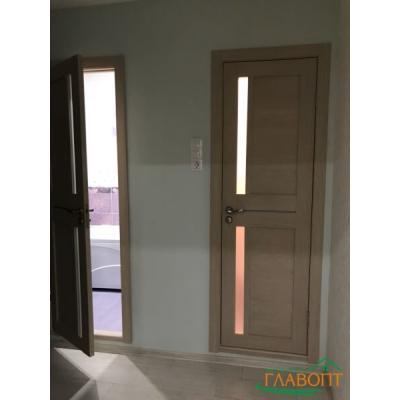 Как выбрать двери для ванной и туалета?