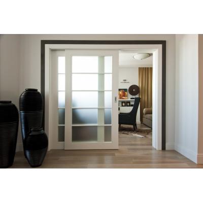 Межкомнатные двери-купе: их виды и особенности