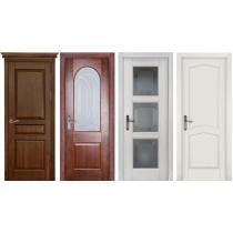Двери из массива  (цены указаны за комплект).
