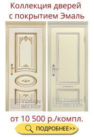 Двери с покрытием Эмаль